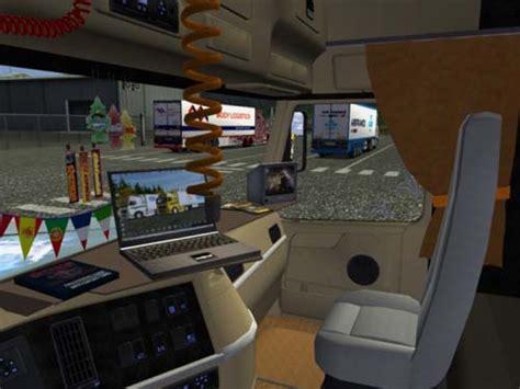 volvo trucks interior