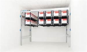 Ranger Garage : comment ranger son garage facilement lodus rangement garage modulable ~ Gottalentnigeria.com Avis de Voitures