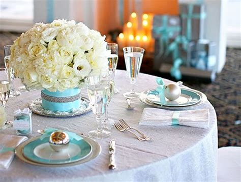 tiffany blue table decorations 139 best images about tiffany blue wedding details on
