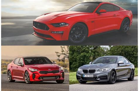 The Fastest New Cars Under k In 2018