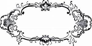 10 black fancy label templates images fancy decorative With decorative labels for printing