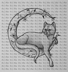 images   ink ideas  pinterest goddess tattoo crescent moon tattoos  triple