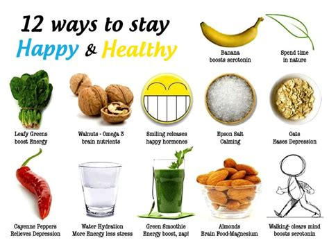 Tips To Stay Healthy Throughout The Year