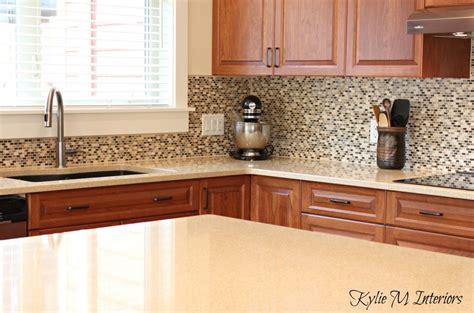 ideas for small bathroom remodel quartz countertops cherry kitchen cabinets small