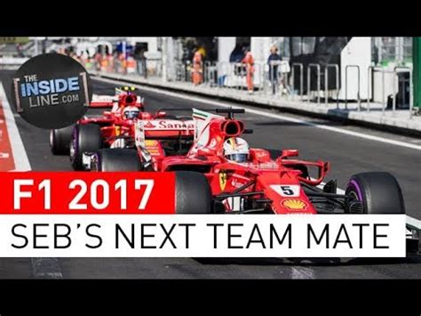 F1 News 2017  Ferrari 2019 Driver Lineup [the Inside