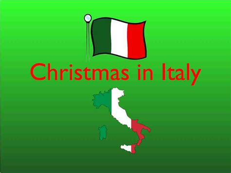 christmas crafts of italy