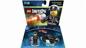Lego Dimensions The Lego Movie Fun Pack Bad Cop On PS4