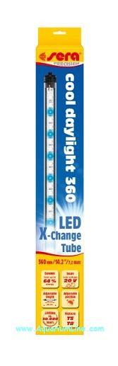 sera led daylight sera led x changes cool daylight aquariumline negozio acquari