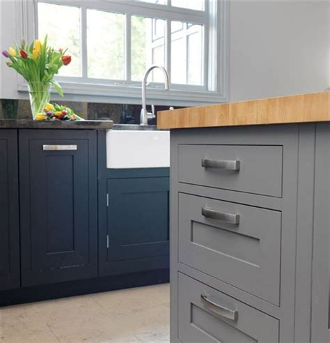 farrow and grey kitchen cabinets farrow railings and dulux clouded slate 1 grey 9872