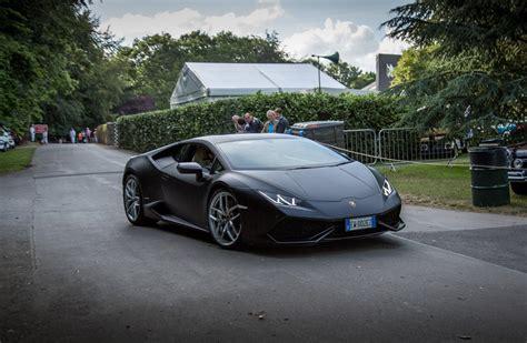Lamborghini Huracan Black Matte