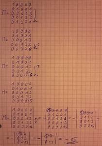 Ionisierungsenergie Berechnen : gau sche verwenden sie den gau algorithmus um folgende matrix in eine dreiecksmatrix ~ Themetempest.com Abrechnung