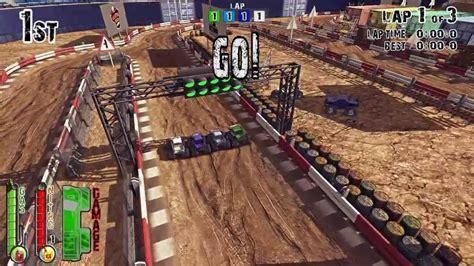 free monster truck racing games monster truck racing arenas pc racing game youtube