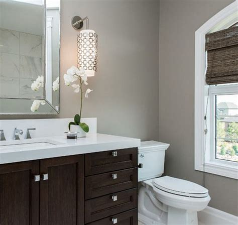 Bathroom Wall Color With Cabinets my bathroom colors for the walls trim and cabinet grey