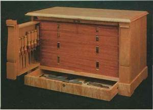 Student Toolchest Project - Tool Chests - Woodworking Archive