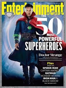 Benedict Cumberbatch Lands Ew Cover As Doctor Strange