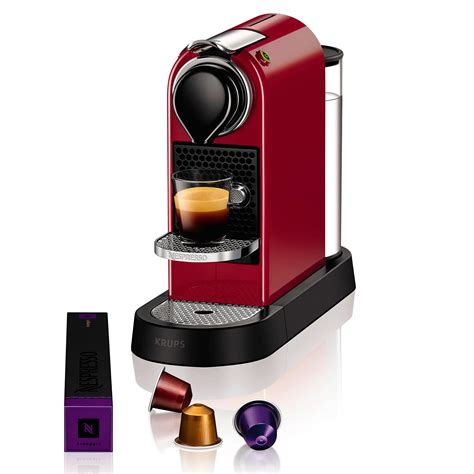 Nespresso Citiz Milk Test by Krups Nespressomachine Citiz Milk Xn760b Beste