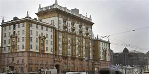 Sanctions Amricaines Moscou Rduit La Prsence