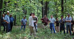 Walking, talking, tour group focuses on Michaux State ...