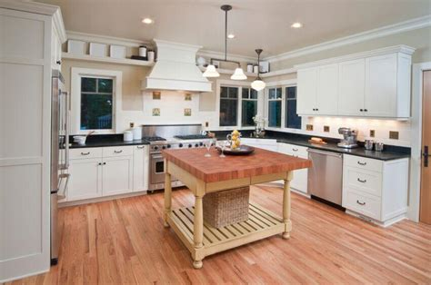 36 inspiring kitchens with white cabinets and granite