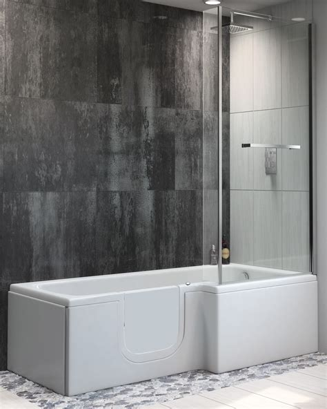 Sabre Easy Access Shower Bath  Only £1670 From Practical