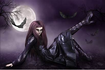 Gothic Wallpapers Background Backgrounds Dark Purple Goth