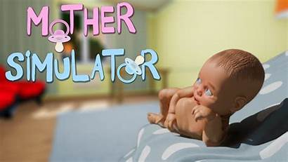 Mother Simulator Games Care Gameplay Db Robot