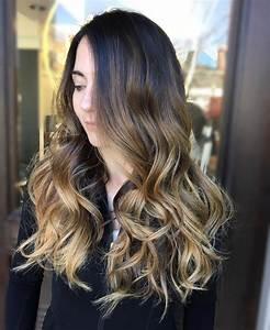 Balayage Cheveux Bouclés : balayage blond cheveux boucl s kr12 montrealeast ~ Dallasstarsshop.com Idées de Décoration
