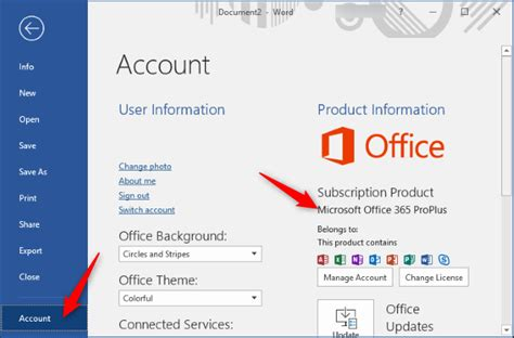 Ms Office Version by What S The Version Of Microsoft Office