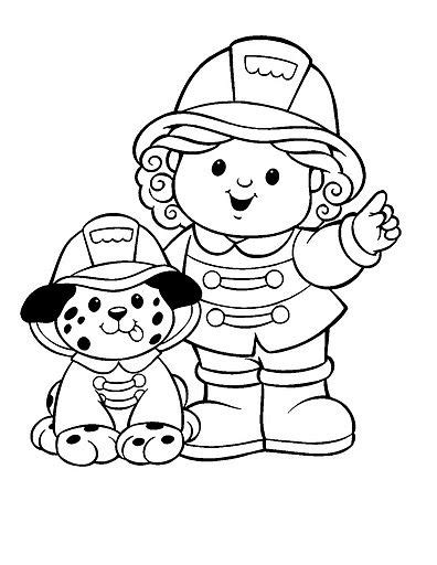 free firefighter coloring pages for preschoolers enjoy 219 | bd36d3c9e8a866db7b998f08738c932b