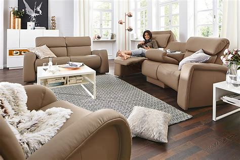 sofas und couches global  relaxsofa cinema echt leder