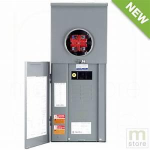Square D Homeline Rc816f200c 200 Amp Main Breaker Panel
