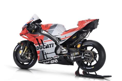 Ducati Livery Revealed At Season Launch