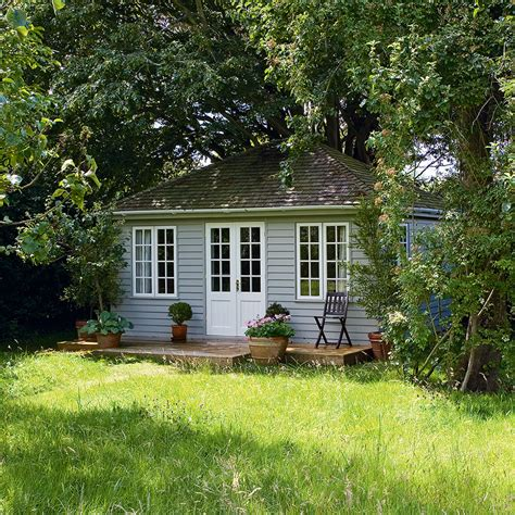 Summer House Ideas  Garden Shed  Summer House For Garden
