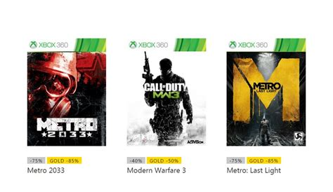 update xbox store lists call  duty modern warfare