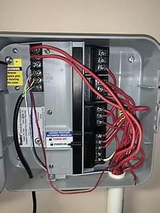 Help Setting Up Wiring Hunter Pro C - Wiring