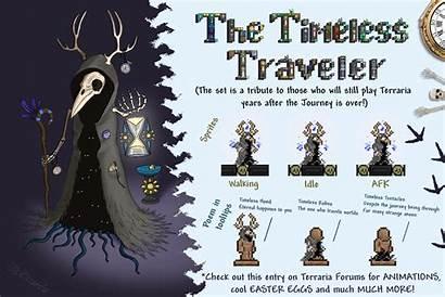 Terraria Vanity Winners Contest Traveler Timeless End