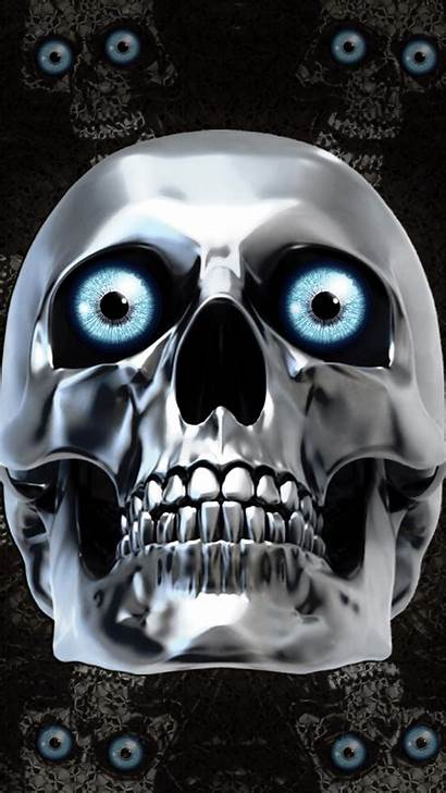 Skull Wallpapers Smartphone Phone Android