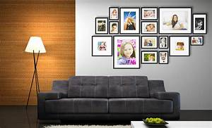 Pele Mele Cadre Photo : cadre photo pele mele original ma jolie toile ~ Teatrodelosmanantiales.com Idées de Décoration