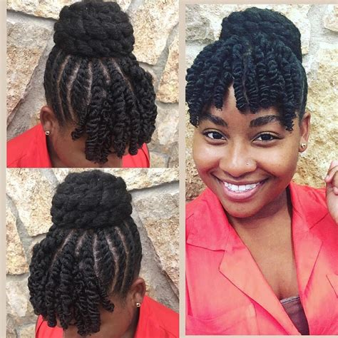 15 Gorgeous Protective Hairstyles Featuring Coily Hair