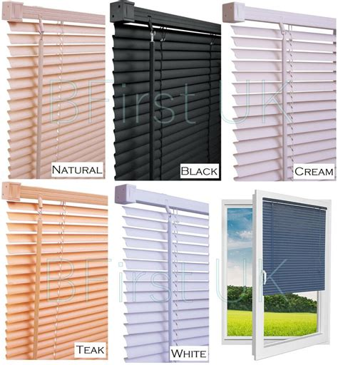 Window Blind Store by Read To Fit Venetian Window Blind Pvc Trimmable Easy To