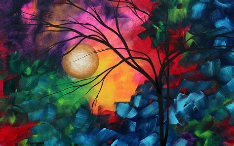 Abstract Wallpaper Colorful Wallpaper Painting by Wallpapers Colorful Paintings Wallpapers