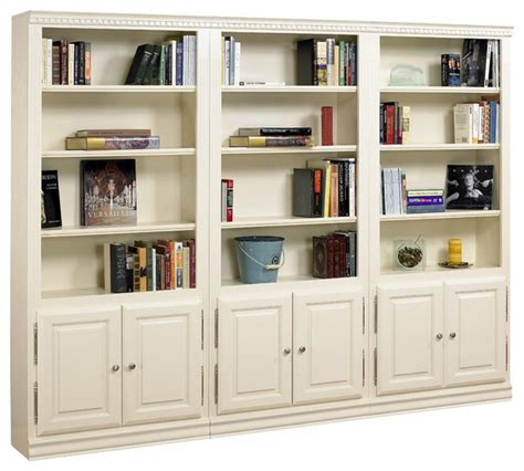 pine 48 inch bookcase with doors howard hill furniture