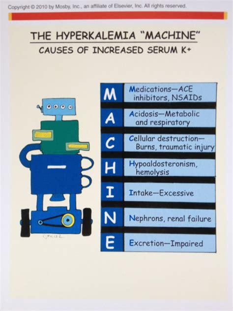 Causes Of Hyperkalemia Machine My Tanner Will 99