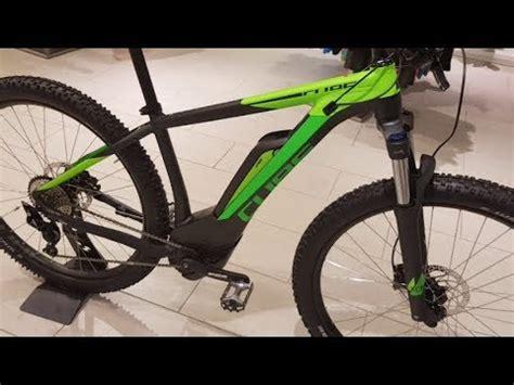 cube e mountainbike 2018 cube reaction hybrid pro 500 bosch e bike iridium 180 n 180 green modell 2018