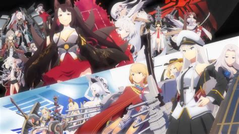 azur lane tv media review episode  anime solution