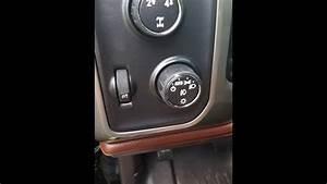 Review Of 2015 Silverado Hd Headlight Switch Mod
