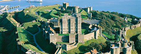 How Dover Castle became the Key of England - the Great ...