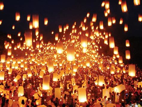 lanterns in the sky sky lanterns light up iloilo sky set world record inquirer net