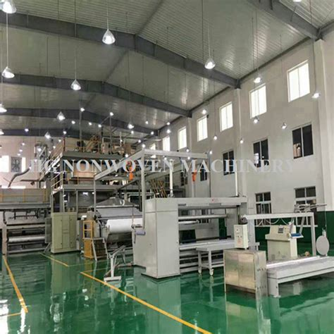 china pp nonwoven fabric plant suppliers manufacturers