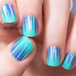 Cool nail designs snowglobenails